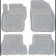 Ford Focus II 2005-2011 méretpontos szürke gumiszőnyeg szett 200604S