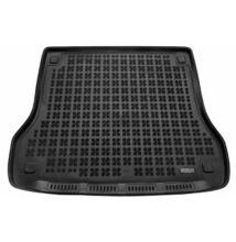 Citroen C5 Break, kombi méretpontos gumi csomagtértálca fekete színben 2001-2008, 230111