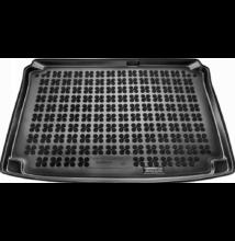 Citroen C4 méretpontos fekete gumi csomagtértálca 3 és 5 ajtós típusokhoz 2004-2010, 230115