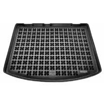 Ford Kuga méretpontos gumi csomagtértálca fekete színben, szükség, mankó pótkerékkel vagy defektjavító készlettel szerelt típusokhoz, 2012-től, 230440