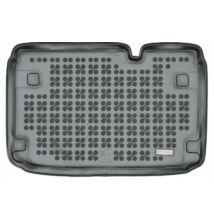 FORD ECOSPORT 2012 - től méretpontos alsó fekete gumi csomagtértálca, a mélyíthető padló aljára, 230464
