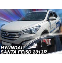 HYUNDAI Santa FE első légterelő 2012-től, 2 db-os készlet  17279
