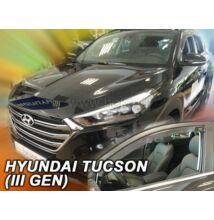Hyundai Tucson 5 ajtós első légterelő 2015-től, 2 db-os készlet 17284