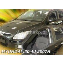 Hyundai I30 5 ajtós (FD alvázkód) első szélterelő/légterelő 2007-2011, 2 db-os készlet 17248