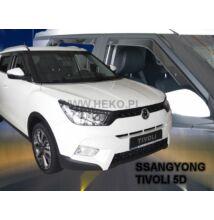 Ssangyong Tivoli és XLV első+hátsó légterelő/szélterelő 2015-től, 4 db-os készlet 28913