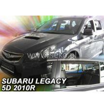 SUBARU Legacy Kombi első+hátsó ajtóra légterelő 2010-től, 4 db-os készlet  28507
