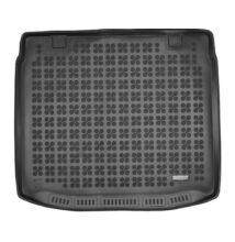 HONDA CRV 2018 -tól méretpontos felső gumi csomagtértálca fekete színben, a mélyíthető padló felső részére, 5 személyes kivitelhez, 230532