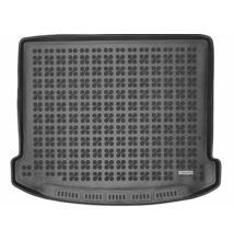 HONDA CRV 2018 - tól 7 személyeshez méretpontos fekete gumi csomagtértálca, a harmadik üléssor lehajtva, 230534