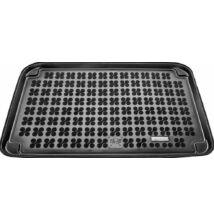 MERCEDES A - osztály (W168) 1997 - 2004 és A - osztály (W169) 2004 - 2012 méretpontos csomagtér gumitálca fekete színben, normál és hosszított kivitelekhez egyaránt, 230904
