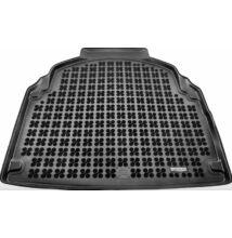 MERCEDES E - osztály (W212) 2009 - 2016 méretpontos csomagtér gumitálca fekete színben, Limuzin, Sedan típusokhoz és műanyag betét nélkül a hátsó ülések mögött, 230933