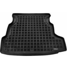 NISSAN PRIMERA (P12) 2002 - 2007 méretpontos csomagtér gumitálca fekete színben, 5 ajtós Hatchback típusokhoz, 231017