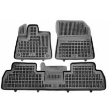 CITROEN BERLINGO III Multispace (5 személyes verzió) 2018-tól méretpontos, 3 db-os gumiszőnyeg szett 200526