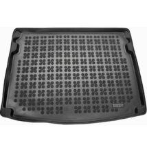 SKODA Karoq méretpontos fekete csomagtér gumitálca 2017-től, elsőkerék-hajtású, szükség pótkerékkel és Varioflex System ülésrendszerrel felszerelt változatokhoz, 231534