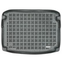 SKODA Karoq méretpontos fekete csomagtér gumitálca 2017-től, elsőkerék-hajtású és szerszámkészlettel felszerelt változatokhoz, 231535