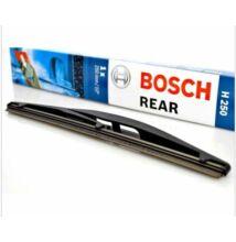 Suzuki Swift 2005-2017-ig gyártott hátsó ablaktörlő lapát 25cm hosszú Bosch 3397011629  H250