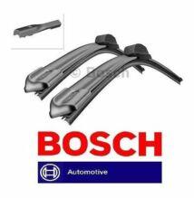 VW GOLF SPORTSVAN 2014-től első ablaktörlő lapát készlet, méretpontos, gyári csatlakozós, Bosch 3397007557  A557S