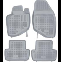 VOLVO S60 I 2000 - 2009, Volvo V70 és XC70 2000-2007 méretpontos szürke gumiszőnyeg szett 200402S