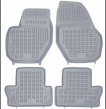 Volvo XC60 2008-2017, Volvo S60 II 2010-2018 és Volvo V60 2011-2018 méretpontos szürke gumiszőnyeg szett 200404S