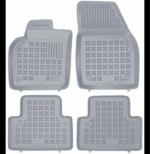 VOLVO S40 II 2004-2012 méretpontos szürke gumiszőnyeg szett 200409S