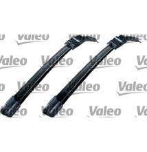 Ford C-Max 2007-2010-ig első ablaktörlő lapát készlet, méretpontos, gyári csatlakozós, Valeo VM405 574314