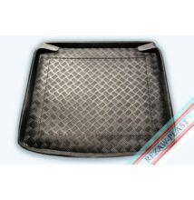 Skoda Fabia II kombi méretpontos műanyag fekete csomagtértálca csúszásgátlóval 2007-2014, 101515C