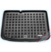 Skoda Fabia III  5 ajtós, ferdehátú típusokhoz méretpontos fekete gumi csomagtértálca 2014-től, 231526
