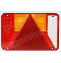 Utánfutó lámpabúra, jobb oldal búra tolatólámpás Radex 5800-13S