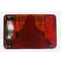 Utánfutó lámpa bal oldal tolatólámpás Radex 5800-12