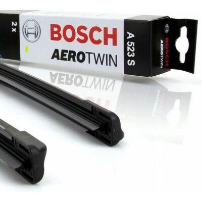 BMW 5   GT    F07    2009-től  első ablaktörlő lapát készlet méretpontos gyári csatlakozós Bosch 3397007523 A523S