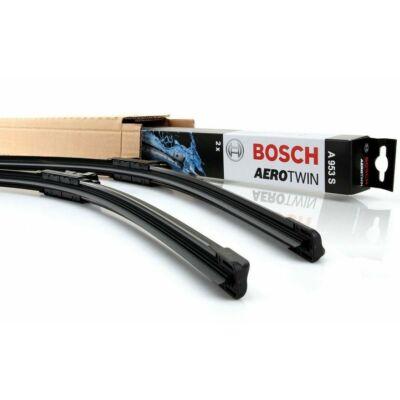 BMW X4 (F26) 2014-2018-ig  első ablaktörlő lapát készlet méretpontos gyári csatlakozós Bosch 3397118953 A953S