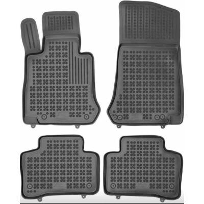 Mercedes GLC (X253) és GLC Coupe (C252) gumiszőnyeg szett fekete színben 2015-től, 4 db-os készlet 201722