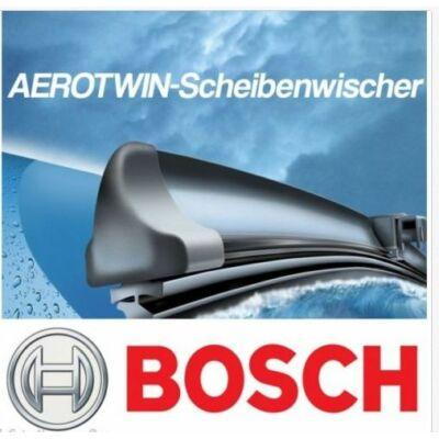 Audi A4 Cabriolet [8H7; B6], 2002.04. - 2005.12.-ig első ablaktörlő lapát készlet, méretpontos, gyári csatlakozós, Bosch 3397118933 A933S