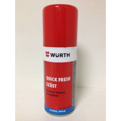 Würth Quick Fresh klímatisztító spray 100ml